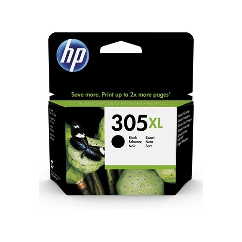 HP No.305XL – Čierna – 3YM62AE – originál