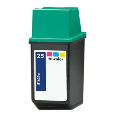 HP 51625A (HP 25 tri-color) - kompatibilný