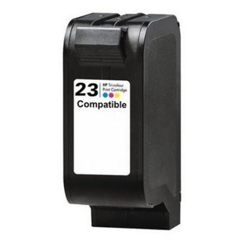 HP C1823A (HP 23 tri-color) - kompatibilný