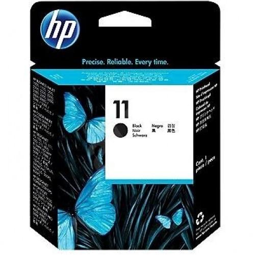 HP Originál HLAVA HP C4810A BLACK No.11