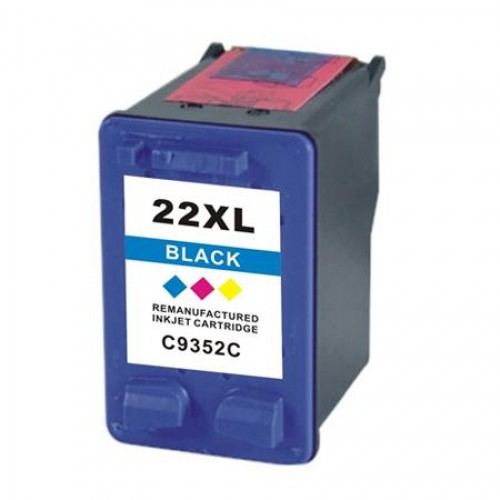 HP 22XL (C9352CE) PREMIUM color - kompatibilný