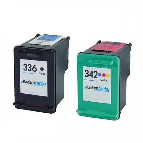 Multipack HP C9361EE + C9364EE (HP 342/ HP 337 XL) - kompatibilný