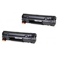 Sada 2 x HP 85A (CE285A) PREMIUM black - kompatibilný