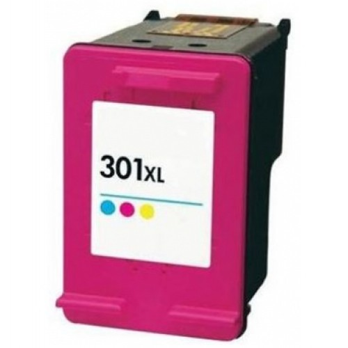 HP 301XL (CH564EE) PREMIUM color - kompatibilný