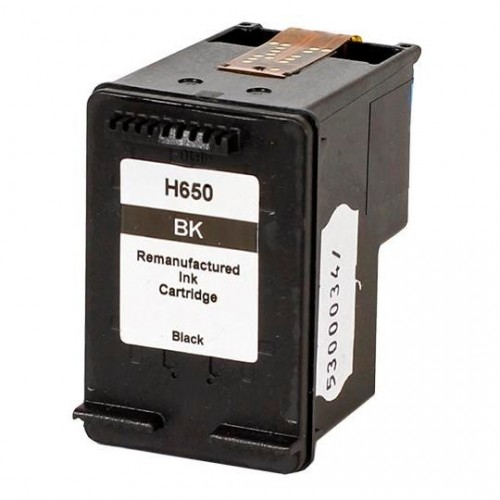 HP 650XL Black (CZ101AE) -  kompatibilný
