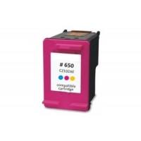 HP 650XL Color (CZ102AE) -  kompatibilný