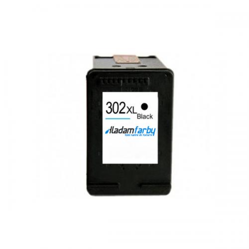 HP 302XXL (F6U68AE) PREMIUM black - kompatibilný