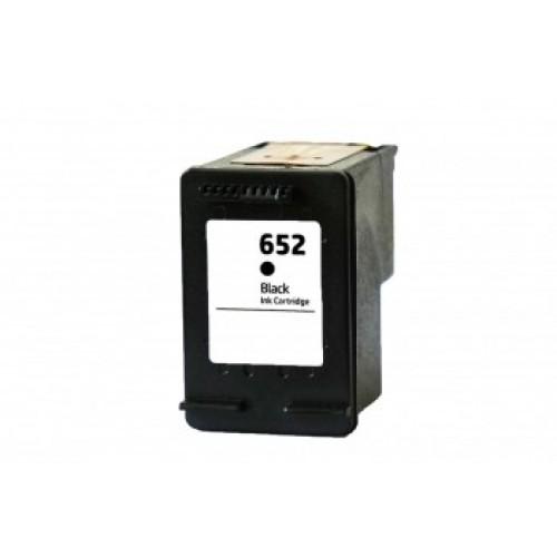 HP 652XL (F6V25AE) PREMIUM black - kompatibilný