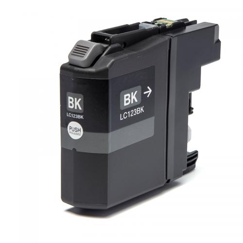 Brother LC-123Bk - kompatibilný