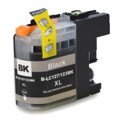 Brother LC-127 XL Black - kompatibilný