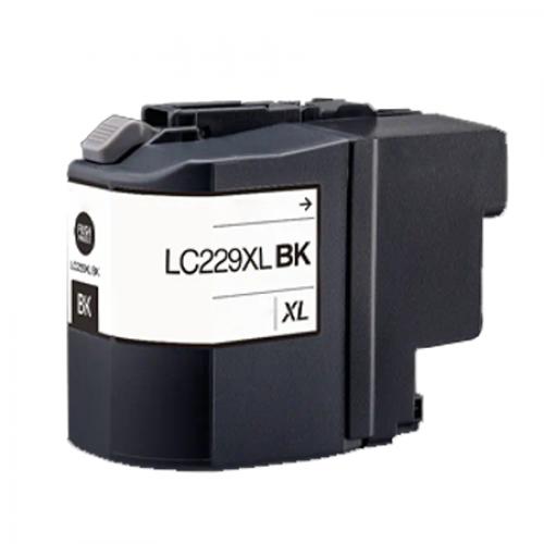 Brother LC-227 XL black - kompatibilný