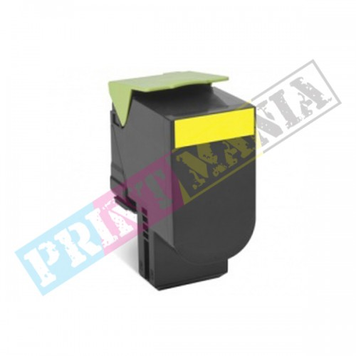 Lexmark 802XY yellow - kompatibilný