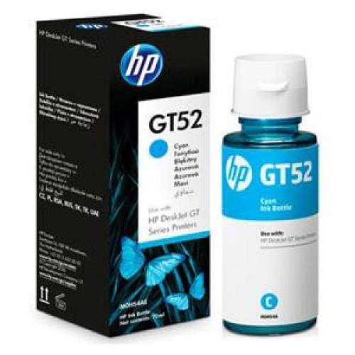 HP GT52 Cyan - originál