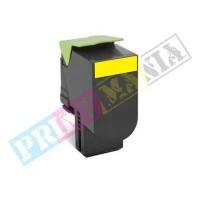 Lexmark 802Y yellow (CX310/CX410/CX510) - kompatibilný