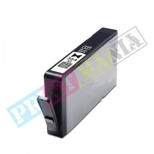 HP CB322EE (HP 364XL) Photo Black - kompatibilný