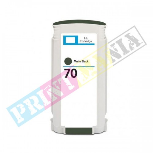 HP C9448A Matt black (HP 70) - kompatibilný