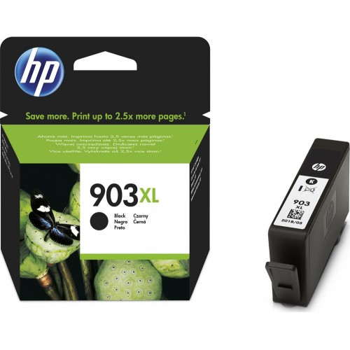 HP 903 XL (T6M15AE) Black - originálny