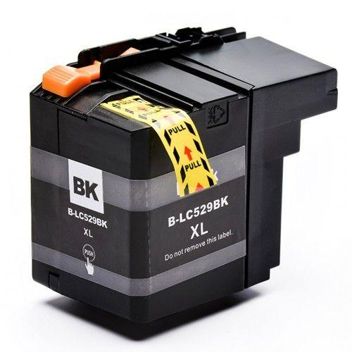 Brother LC-529XL Black 50 ml - kompatibilný