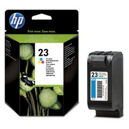 HP C1823DE No.23 - originálny