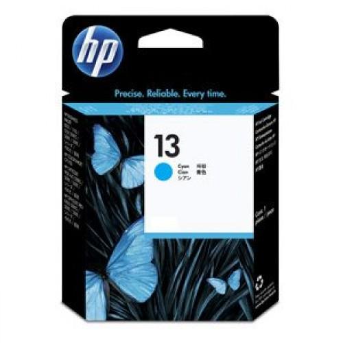 HP C4815AE No.13 Cyan - originálny