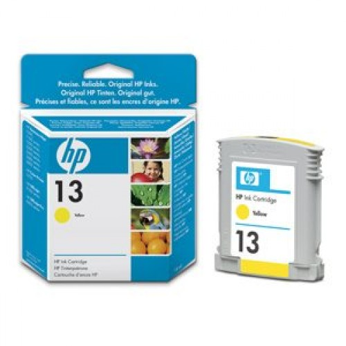 HP C4817AE No.13 Yellow - originálny