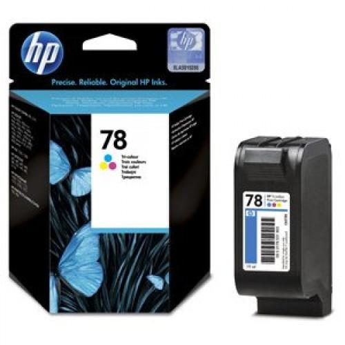 HP C6578DE No.78 - originálny