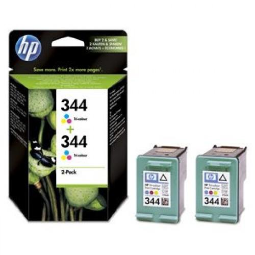 HP C9505EE No.344 2-pack - originálny