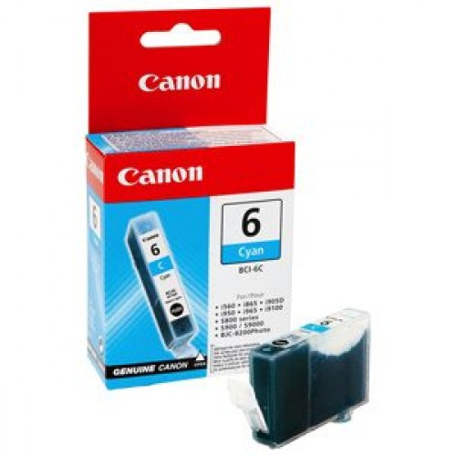 Canon BCI-6C - originálny