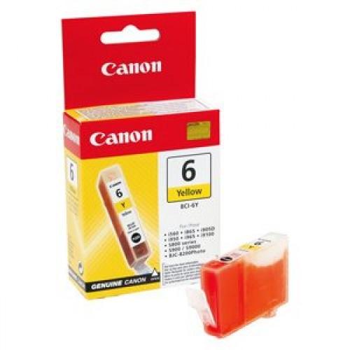 Canon BCI-6Y - originálny