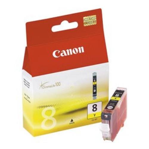 Canon CLI-8Y - originálny