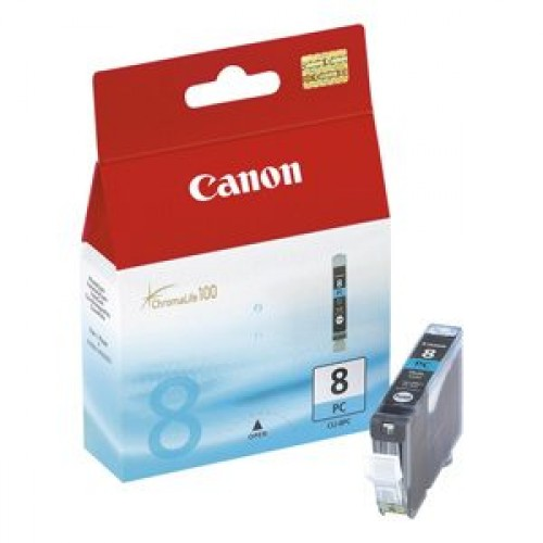 Canon CLI-8PC Photo Cyan - originálny