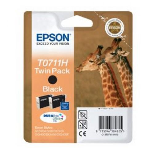 Epson T0711 (2ks) - originálny
