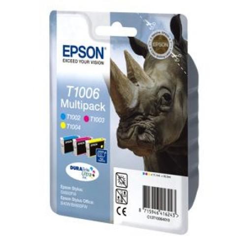 Epson T1006 CMY Pack - originálny