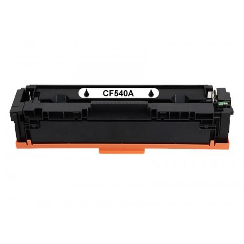 HP CF540A Black - kompatibilný