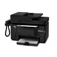 HP LaserJet Pro MFP M 127 fn
